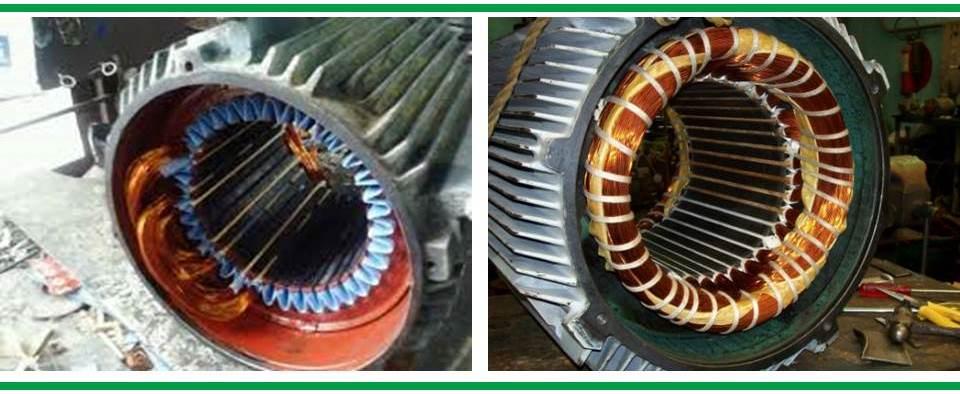 Embobinado de Motores Trifasicos