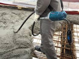 Vibrador de concreto Portatil
