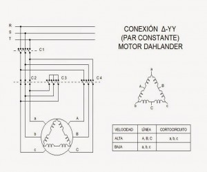 Conexion dahlander 1