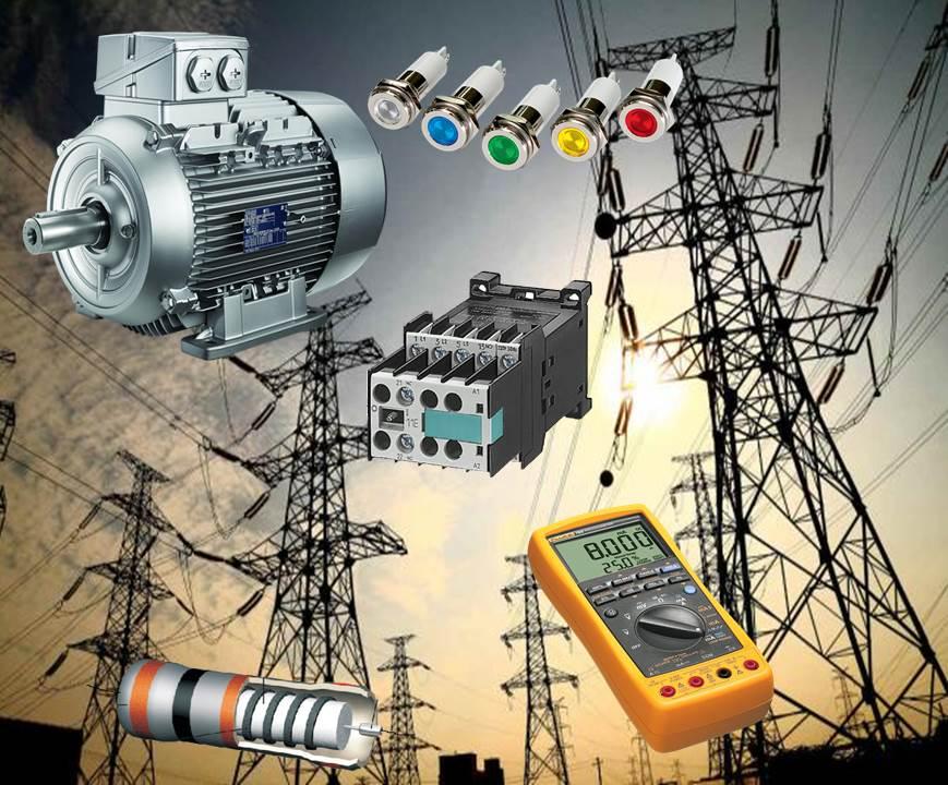Electricidad industrial aprendamos electricidad y for Electricidad