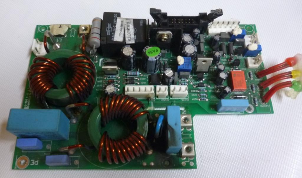 Tarjeta electronica soldador Indura Artig 180 HF