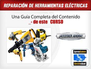Reparacion herramientas electricas