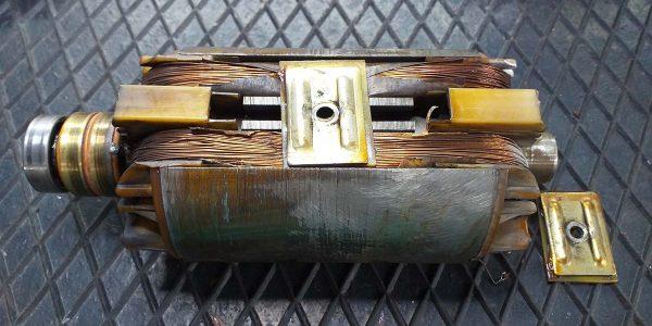 Embobinado de un Rotor