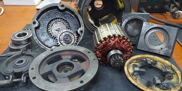 Motor VDC 48 voltios